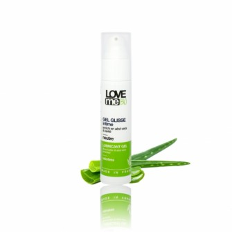 lubrifiant intim, fara miros, Love Me Bio, 50 ml