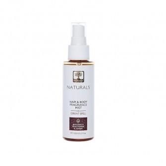 Parfum Hidratant Pentru Par Si Corp Oriental, Cu Bergamota,BIOselect Naturals