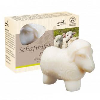 Săpun cremos cu lapte de oaie- Oiță albă