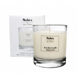 Lumanare parfumata din soia Flori de Camp Nohea