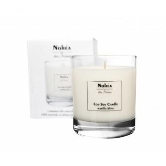 Lumanare parfumata din soia, Vanilla Bliss, Nohea, 300g