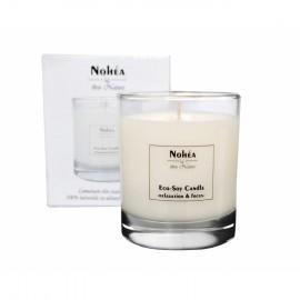 Lumanare parfumata din soia Relaxation and Focus Nohea
