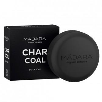Săpun organic CHARCOAL - detox Madara