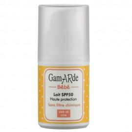 Crema protectie solara SPF50 bebelusi Gamarde