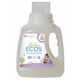 Detergent lichid pentru bebelusi cu musetel si lavanda ECOS Baby