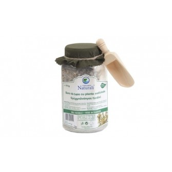 Sare de baie cu plante Eczema si boli de piele 800 g