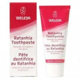 Pasta de dinti cu ratanhia Weleda