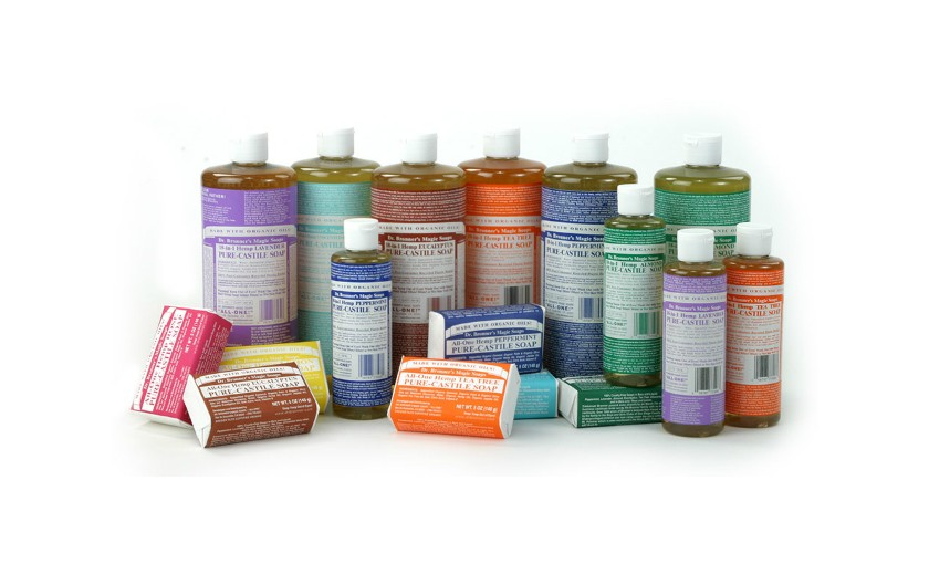 Produsele DR BRONNER S MAGIC